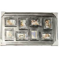 Коллаж на 8 фото 10х15 Platinum BIN-1122571 Silver. Серебро