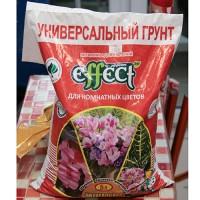 """Универсальный грунт для комнатных цветов """"Эффект"""" – 5 литров"""