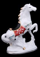Лошадь (фарфор)