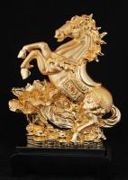 Лошадь с капустой богатства