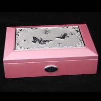 Шкатулка для ювелирных украшений 39915 – бабочки