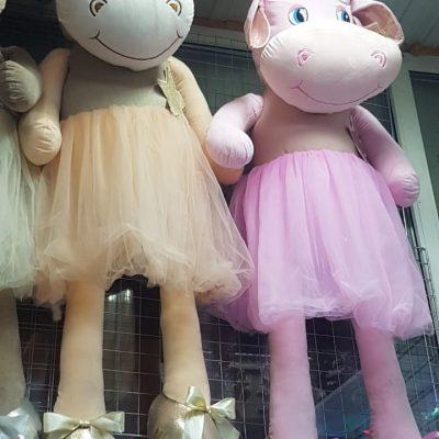 Коровы и бычки - куклы